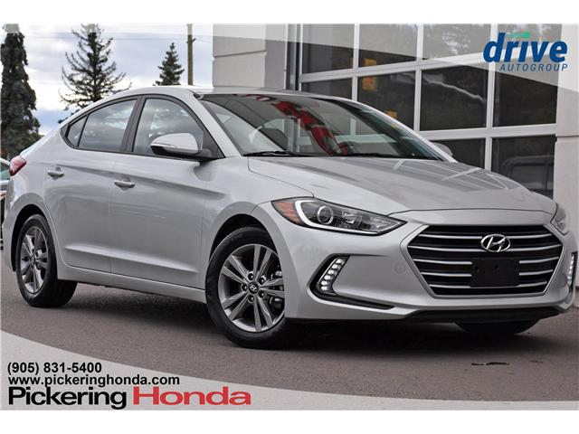 2018 Hyundai Elantra GL SE (Stk: PR1091) in Pickering - Image 1 of 27