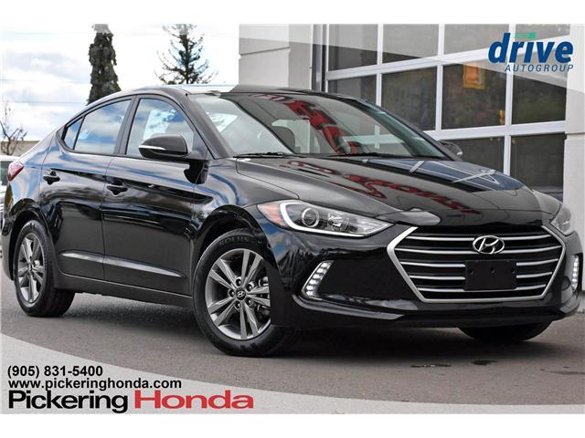 2018 Hyundai Elantra GL SE (Stk: PR1093) in Pickering - Image 1 of 27