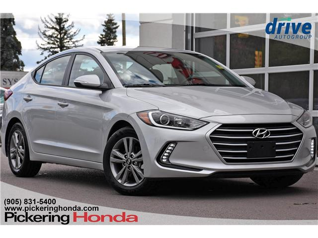 2018 Hyundai Elantra GL SE (Stk: PR1088) in Pickering - Image 1 of 27