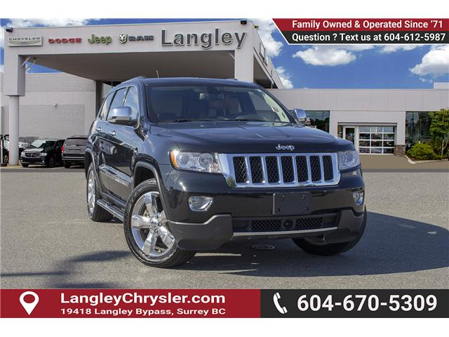 2013 Jeep Grand Cherokee Overland (Stk: EE898360) in Surrey - Image 1 of 26