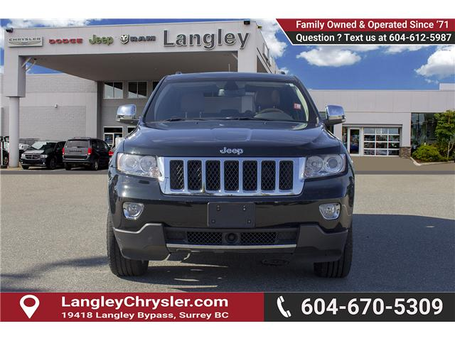 2013 Jeep Grand Cherokee Overland (Stk: EE898360) in Surrey - Image 2 of 26