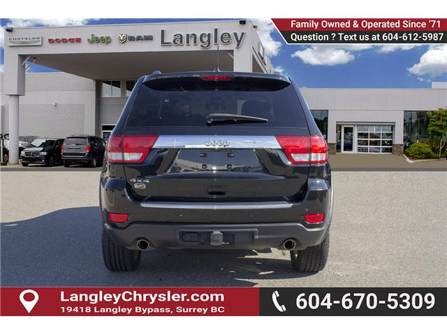 2013 Jeep Grand Cherokee Overland (Stk: EE898360) in Surrey - Image 5 of 26