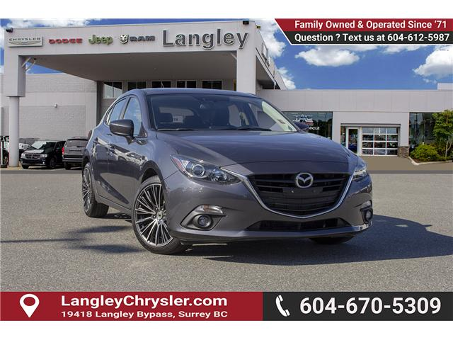 2015 Mazda Mazda3 GS (Stk: EE896780A) in Surrey - Image 1 of 25