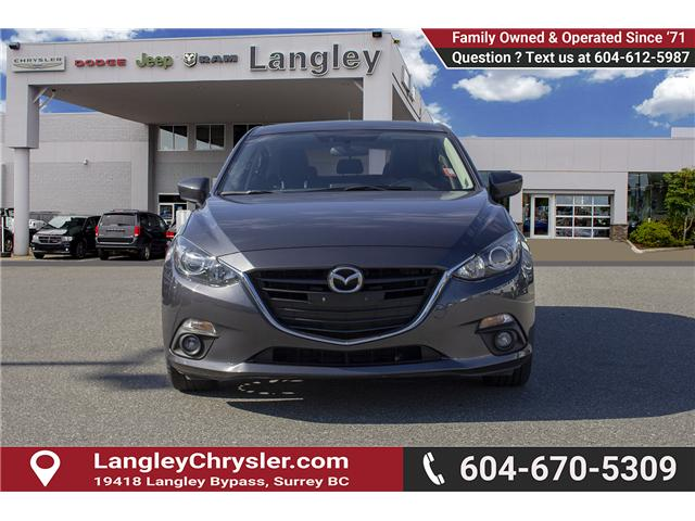 2015 Mazda Mazda3 GS (Stk: EE896780A) in Surrey - Image 2 of 25