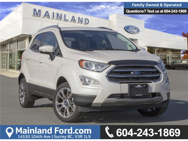 2018 Ford EcoSport Titanium (Stk: 8EC7040) in Surrey - Image 1 of 23