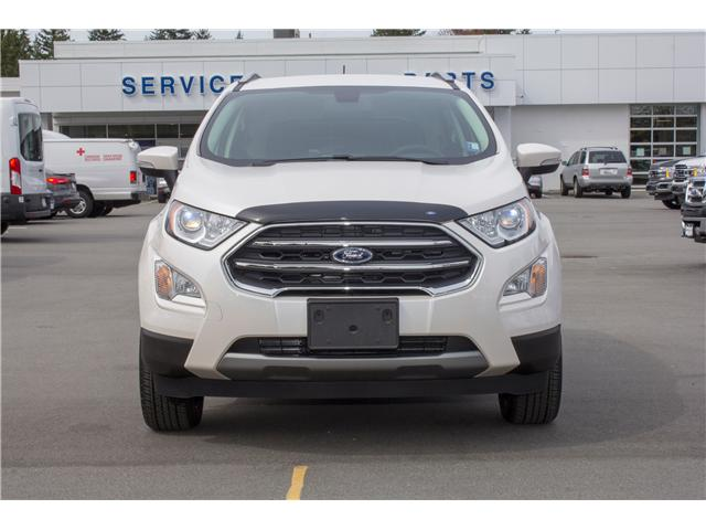 2018 Ford EcoSport Titanium (Stk: 8EC7040) in Surrey - Image 2 of 23