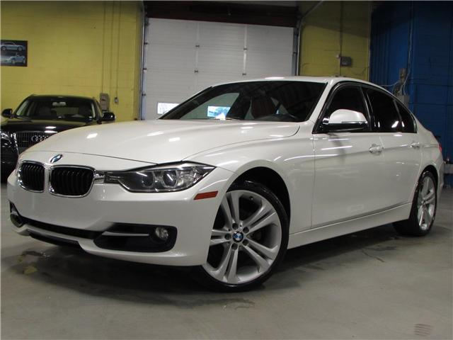 2014 BMW 328i xDrive (Stk: F440) in North York - Image 1 of 20