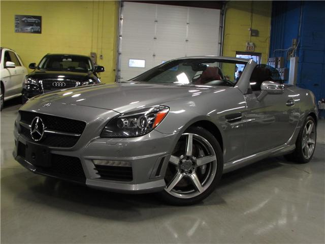 2013 Mercedes-Benz SLK-Class Base (Stk: S9747) in North York - Image 1 of 20