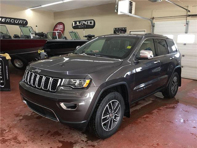 2018 Jeep Grand Cherokee Limited (Stk: N18-71) in Nipawin - Image 1 of 14
