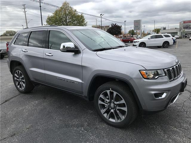 2018 Jeep Grand Cherokee Limited (Stk: 181297) in Windsor - Image 1 of 11