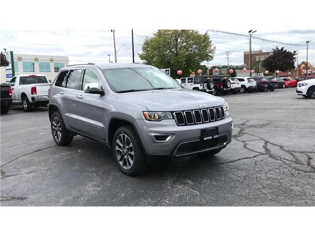 2018 Jeep Grand Cherokee Limited (Stk: 181297) in Windsor - Image 2 of 11