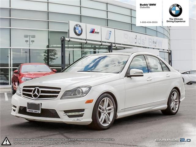 2014 Mercedes-Benz C-Class Base (Stk: DB5384A) in Oakville - Image 1 of 25