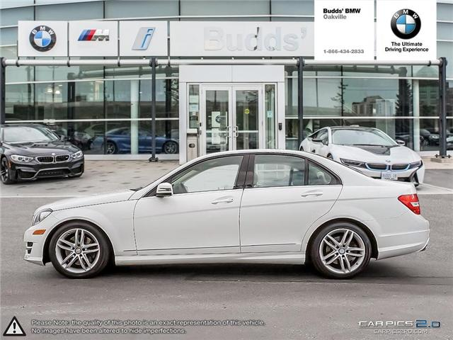 2014 Mercedes-Benz C-Class Base (Stk: DB5384A) in Oakville - Image 2 of 25