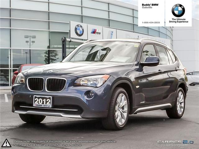2012 BMW X1 xDrive28i (Stk: T036877A) in Oakville - Image 1 of 25
