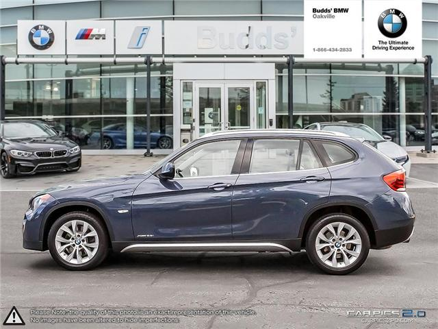 2012 BMW X1 xDrive28i (Stk: T036877A) in Oakville - Image 2 of 25