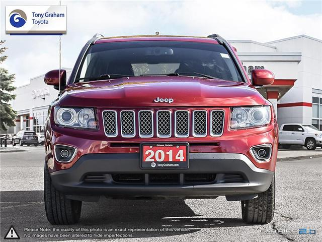 2014 Jeep Compass Limited (Stk: 57216A) in Ottawa - Image 2 of 27