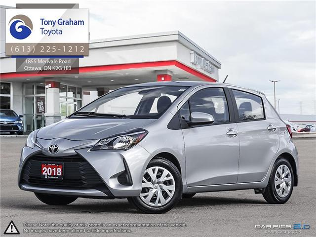 2018 Toyota Yaris LE (Stk: U9015) in Ottawa - Image 1 of 27