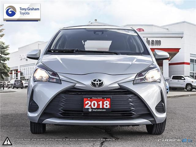 2018 Toyota Yaris LE (Stk: U9015) in Ottawa - Image 2 of 27