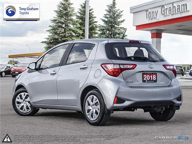2018 Toyota Yaris LE (Stk: U9015) in Ottawa - Image 4 of 27