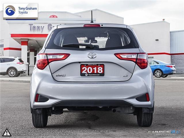 2018 Toyota Yaris LE (Stk: U9015) in Ottawa - Image 5 of 27