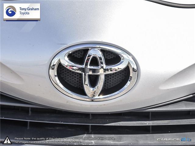 2018 Toyota Yaris LE (Stk: U9015) in Ottawa - Image 9 of 27