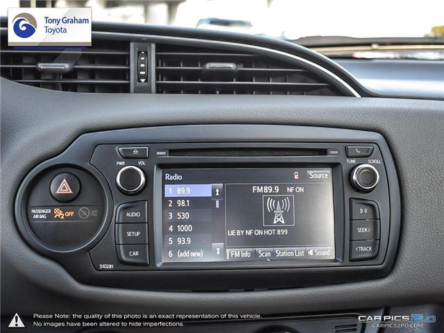 2018 Toyota Yaris LE (Stk: U9015) in Ottawa - Image 18 of 27