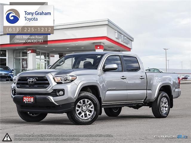 2018 Toyota Tacoma SR5 (Stk: U9027) in Ottawa - Image 1 of 27