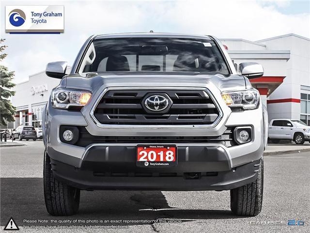 2018 Toyota Tacoma SR5 (Stk: U9027) in Ottawa - Image 2 of 27