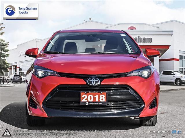 2018 Toyota Corolla LE (Stk: U9030) in Ottawa - Image 2 of 27