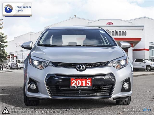 2015 Toyota Corolla S (Stk: U9024) in Ottawa - Image 2 of 28