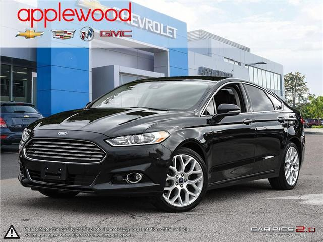 2014 Ford Fusion Titanium (Stk: 6991TN) in Mississauga - Image 1 of 27