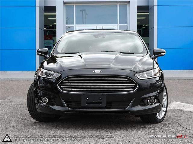 2014 Ford Fusion Titanium (Stk: 6991TN) in Mississauga - Image 2 of 27
