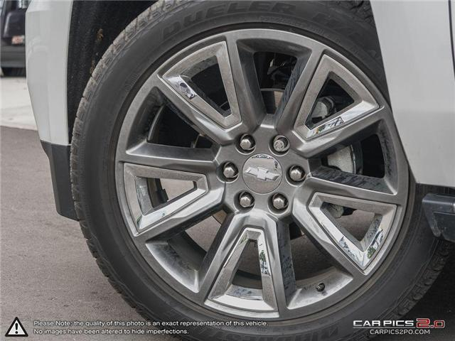 2018 Chevrolet Tahoe Premier (Stk: T8K064) in Mississauga - Image 6 of 24