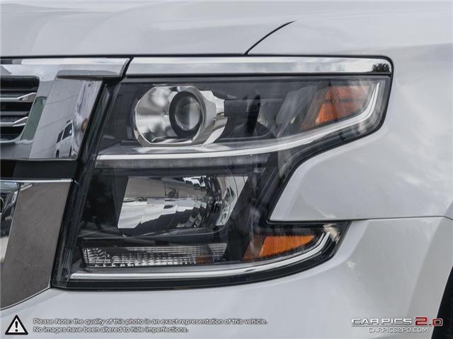 2018 Chevrolet Tahoe Premier (Stk: T8K064) in Mississauga - Image 10 of 24