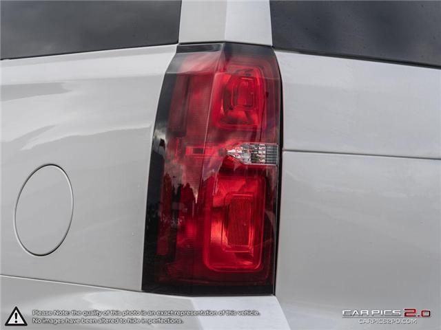 2018 Chevrolet Tahoe Premier (Stk: T8K064) in Mississauga - Image 11 of 24