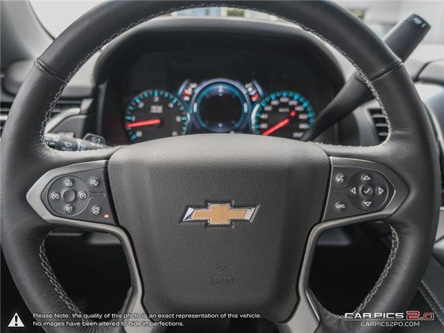 2018 Chevrolet Tahoe Premier (Stk: T8K064) in Mississauga - Image 14 of 24