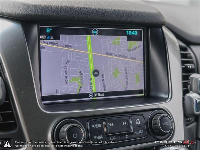 2018 Chevrolet Tahoe Premier (Stk: T8K064) in Mississauga - Image 20 of 24