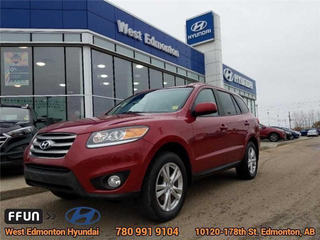2012 Hyundai Santa Fe  (Stk: 83829TA) in Edmonton - Image 1 of 21