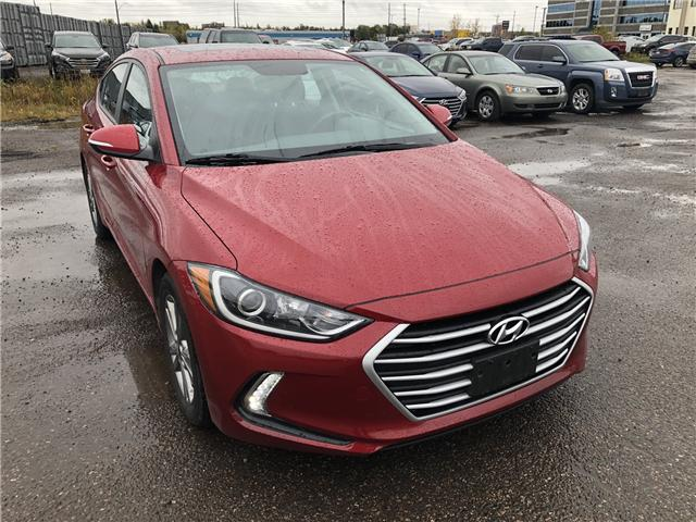 2018 Hyundai Elantra GL SE (Stk: 14831D) in Thunder Bay - Image 1 of 17