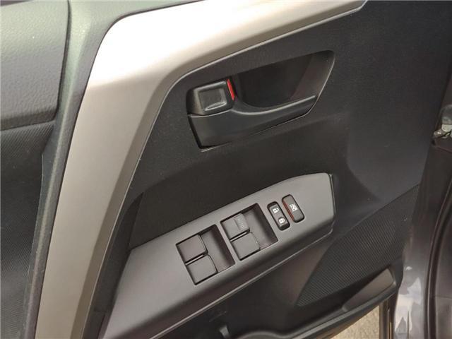 2017 Toyota RAV4  (Stk: P0054110) in Cambridge - Image 11 of 14