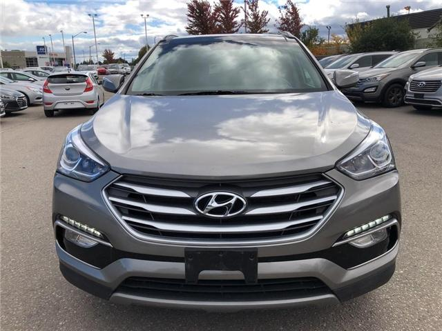 2018 Hyundai Santa Fe Sport SE (Stk: 5NMZUD) in Brampton - Image 2 of 19
