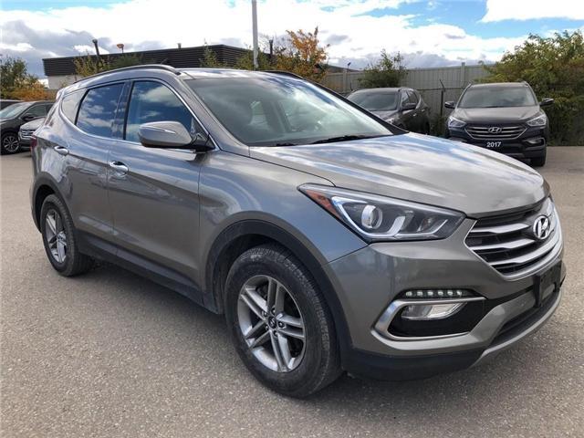2018 Hyundai Santa Fe Sport SE (Stk: 5NMZUD) in Brampton - Image 3 of 19