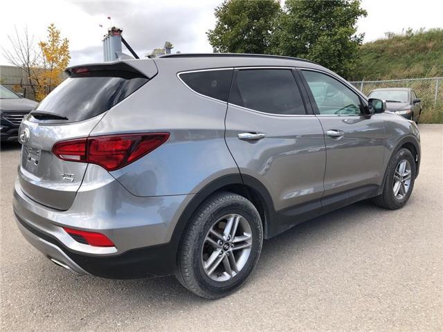 2018 Hyundai Santa Fe Sport SE (Stk: 5NMZUD) in Brampton - Image 7 of 19