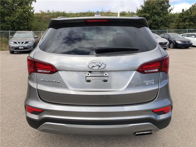 2018 Hyundai Santa Fe Sport SE (Stk: 5NMZUD) in Brampton - Image 8 of 19