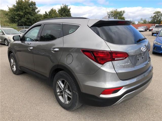 2018 Hyundai Santa Fe Sport SE (Stk: 5NMZUD) in Brampton - Image 9 of 19