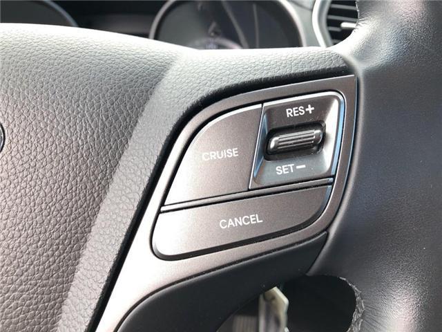 2018 Hyundai Santa Fe Sport SE (Stk: 5NMZUD) in Brampton - Image 18 of 19