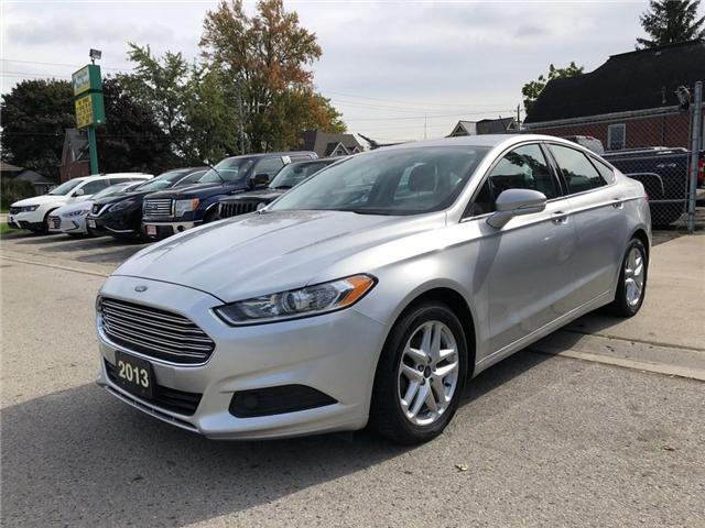 2013 Ford Fusion SE (Stk: 3FA6P0) in Belmont - Image 1 of 18