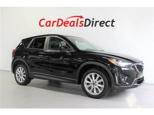 2015 Mazda CX-5 GT (Stk: 461995) in Vaughan - Image 1 of 27
