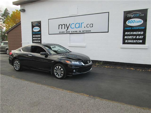 2014 Honda Accord EX (Stk: 181516) in Kingston - Image 2 of 14