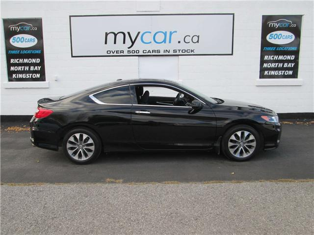 2014 Honda Accord EX (Stk: 181516) in Kingston - Image 1 of 14